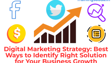 Digital Marketing Strategy Best Ways to Identify Right Solution for Your Business Growth