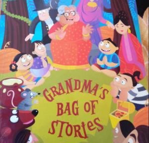 GRANDMA'S BAG OF STORIES: Story Books For Kindergarten Kids