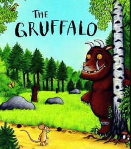 Gruffalo storybook by Julia Donaldson: Story Books For Kindergarten Kids