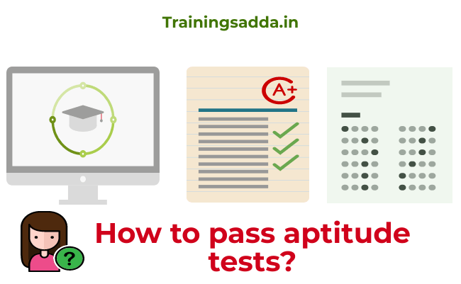 How To Pass Aptitude Tests?
