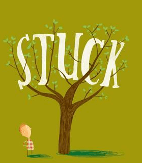 Stuck Storybook by Oliver Jeffers For Kindergarden kids