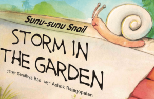 Sunu Sunu Snail: Story Books For Kindergarten Kids