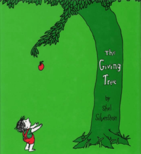 The giving tree: Story Books For Kindergarten Kids