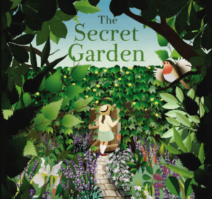 The secret garden: Story Books For Kindergarten Kids