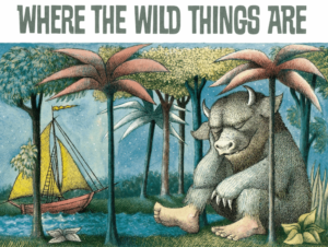Where The Wild Things Are: Story Books For Kindergarten Kids