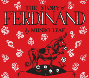 the story of ferdinand: Story Books For Kindergarten Kids