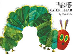 The very hungry caterpillar: Story Books For Kindergarten Kids