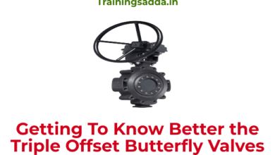 Getting To Know Better the Triple Offset Butterfly Valves
