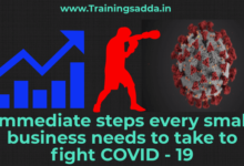 Immediate steps every small business needs to take to fight COVID-19