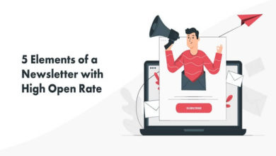 5 Elements of a Newsletter with High Open Rate