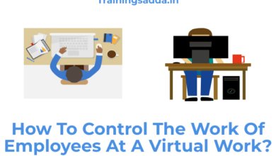 How To Control The Work Of Employees At A Virtual Work?