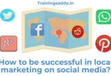 How to be successful in local marketing on social media?