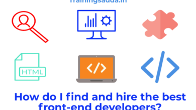 How do I find and hire the best front-end developers?