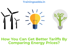 How You Can Get Better Tariffs By Comparing Energy Prices?