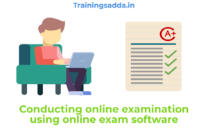 Conducting Online Examination Using Online Exam Software