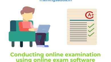 Conducting Online Examination Using Online Exam Software