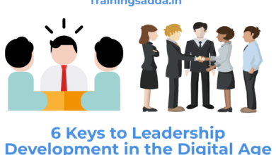 6 Keys to Leadership Development in the Digital Age