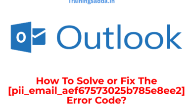 How to solve or fix the [pii_email_aef67573025b785e8ee2] error code?