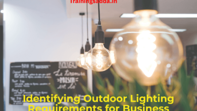 Identifying Outdoor Lighting Requirements For Business