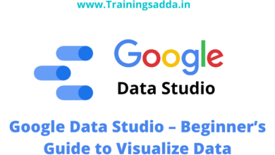 Google Data Studio – Beginner's Guide to Visualize Data