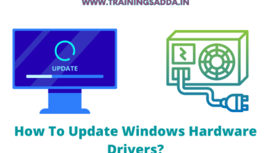 How To Update Windows Hardware Drivers?