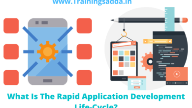 What Is The Rapid Application Development Life-Cycle?