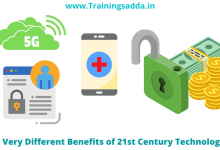4 Very Different Benefits of 21st Century Technology