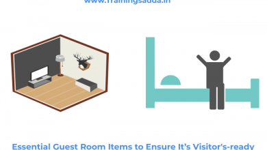 Essential Guest Room Items to Ensure It's Visitor's-ready