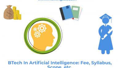 BTech In Artificial Intelligence: Fee, Syllabus, Scope, etc