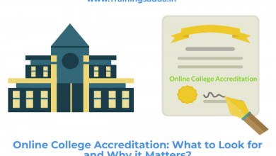 Online College Accreditation: What to Look for and Why it Matters