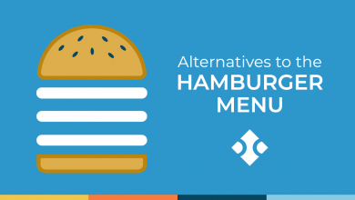 Everything You Need To Know About Hamburger Menu Alternatives
